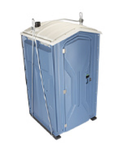 Basic Portable Restroom WITH CRANE HOOK